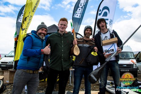 Irish SUP Surf Classic 2018