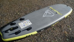 Aqua Marina Rapid 9'6'' review / River, Surf iSUP