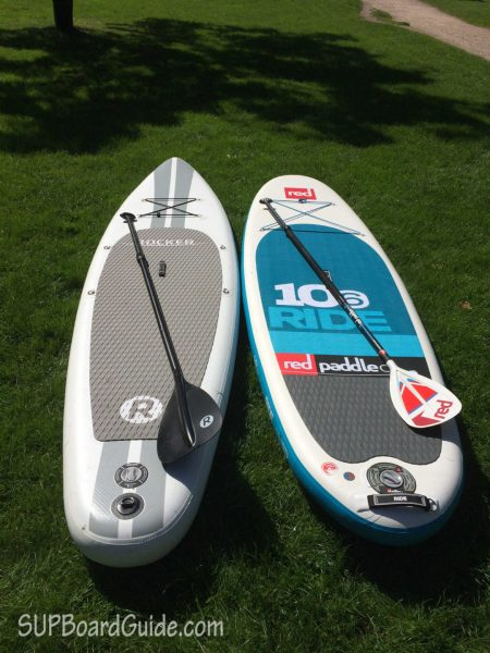 Board Shape SUPs