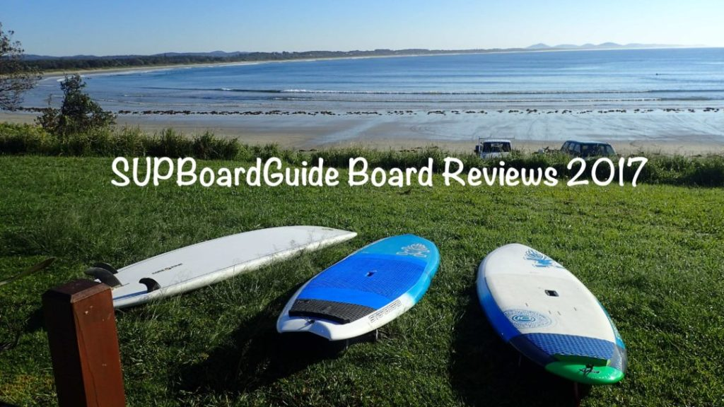 Paddle Board Tests