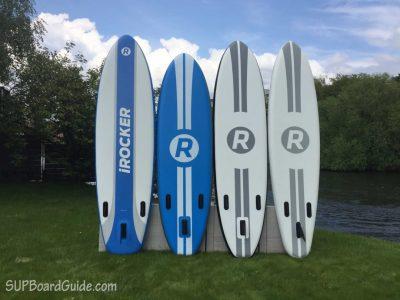 Full Range of boards