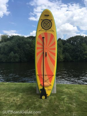 SOL Inflatable Paddle Board
