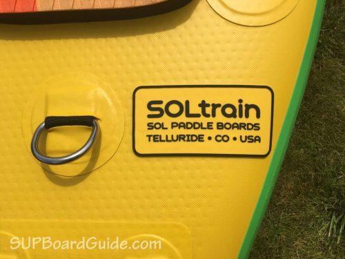 SOLtrain specs