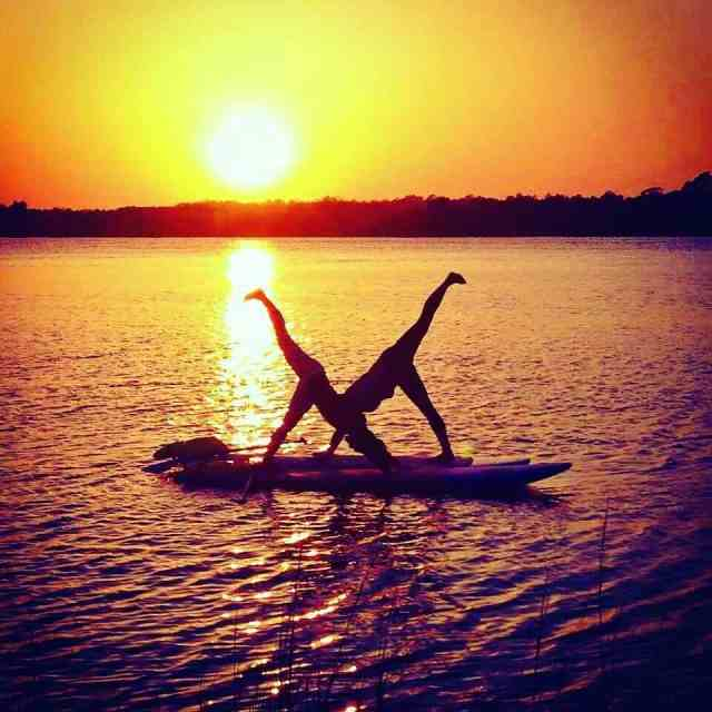 Yoga is the perfect opportunity to be curious about who you are.– Jason Crandell.