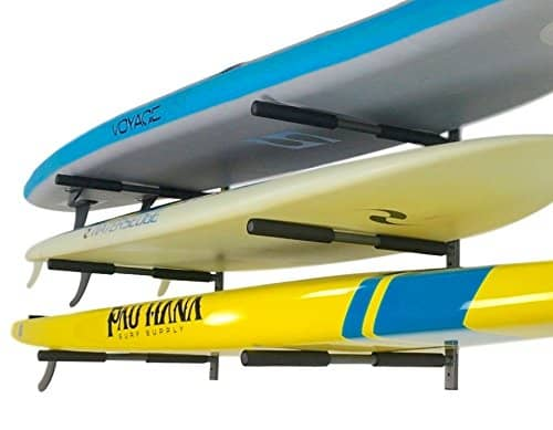 up paddle board racks for your garage