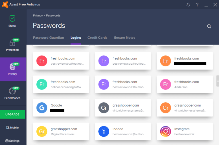 Avast Passwords 2020 Review With Activation Key Download