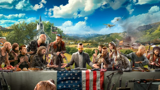 Far Cry 5 2020 Activation Code With Crack PS4, Xbox One, PC