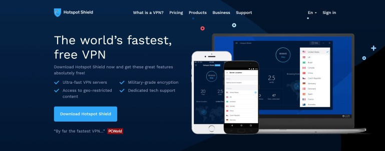 Hotspot Shield 2020Crack With Serial key Free Download