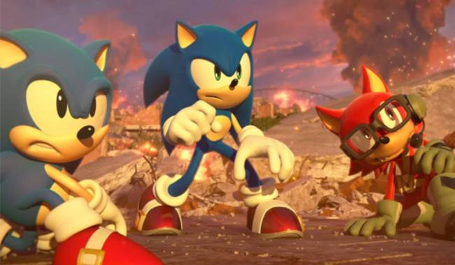 Sonic Forces Crack & License Free Download (CPY) « IGGGAMES