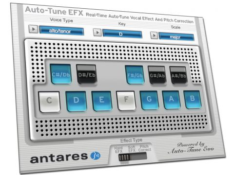 Auto-Tune EFX3 2020 Crack | License key -Software Downloads