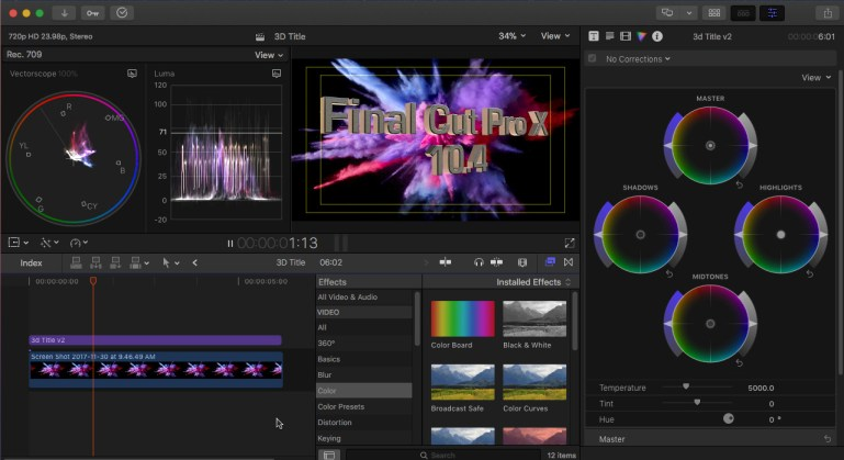 Final Cut Pro 2020 Crack With License Key Full Free Download