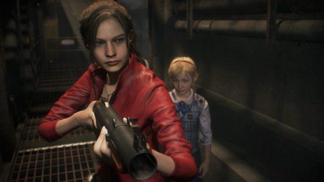 Resident Evil 2 Remake Crack New Gameplay Footage 2019