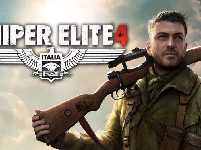 Sniper Elite 4 Activation key With Crack Full Free Download