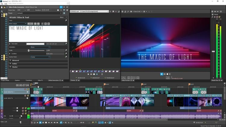 Sony Vegas Pro 2020 Activation key With Crack Free Download