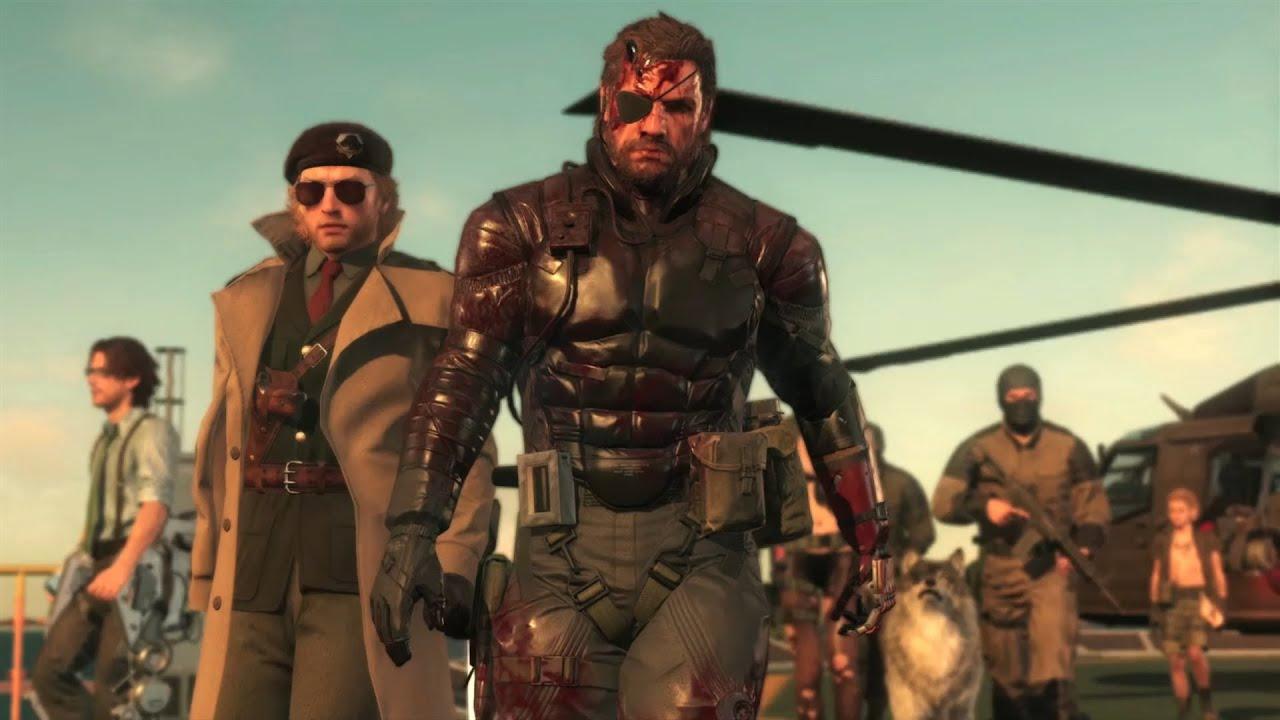 Metal Gear Solid 5 2020 Crack Free Download [Updated V1.10][⬆13DLCs]