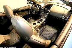 Aston-Martin Vengeance Interior