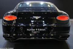 Bentley New Continental GT Number 9 Edition