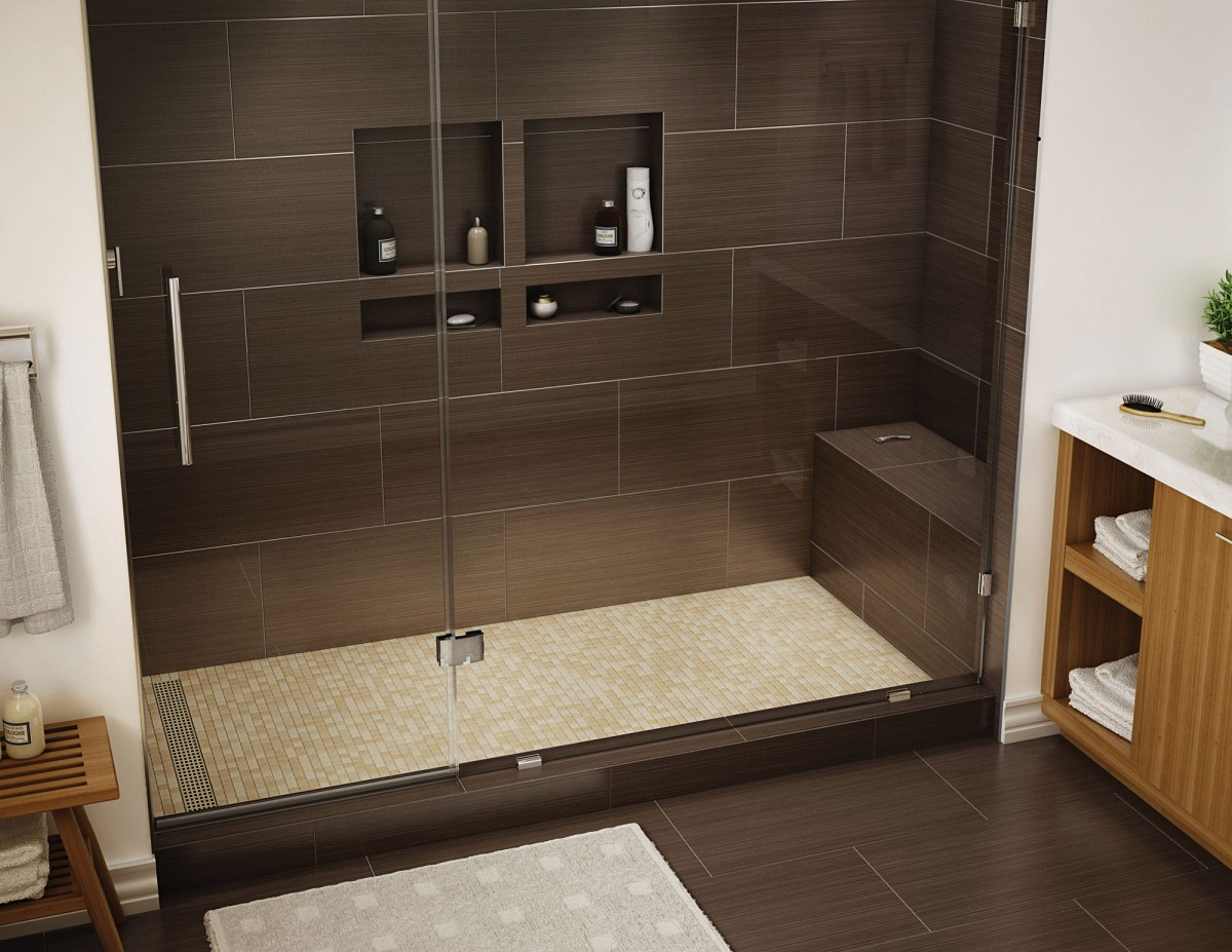 Walk Shower Dimensions