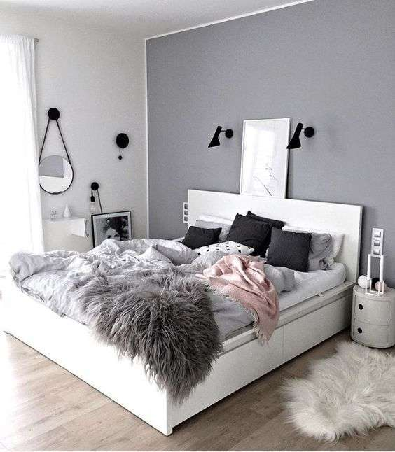 chambre grise 25 idees simples pour