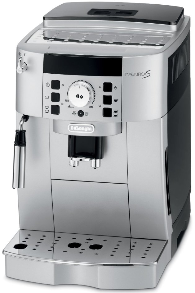 DeLonghi ECAM23210SB Compact Automatic Cappuccino, Latte and Espresso Machine
