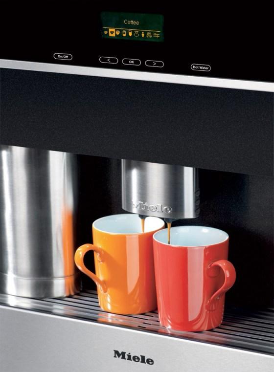 Miele CVA4066SS_Coffee