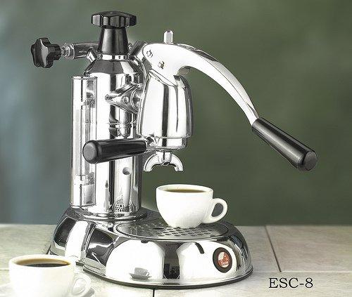 La Pavoni Stradavari Espresso Machines