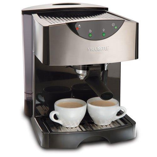 Mr. Coffee ECMP50 Espresso:Cappuccino Maker