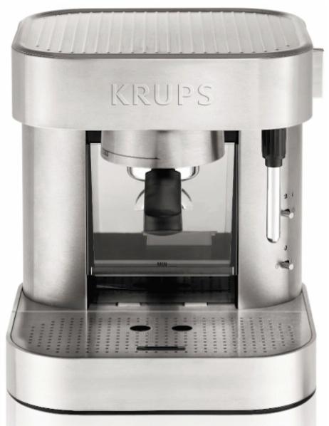 KRUPS XP601050 Manual Pump Espresso Machine