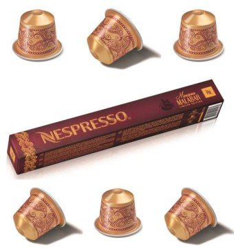 Nespresso Limited Edition 2015 Monsoon Malabar