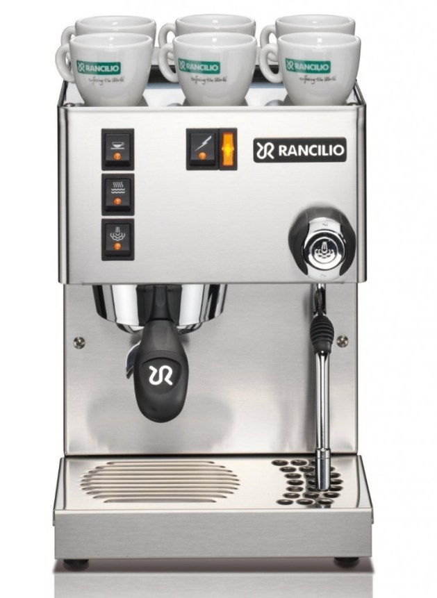 Silvia Version 3 Espresso Machine