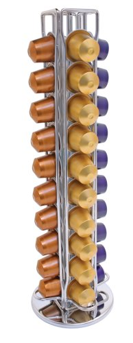 Swissmar Capstore Vista Storage Rack for 40 Nespresso Coffee Capsules
