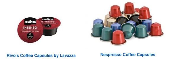 Nespresso vs Keurig Rivo Capsules