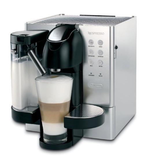 De'Longhi EN720.M Automatic Cappuccino, Latte and Espresso Machine with Capsule System