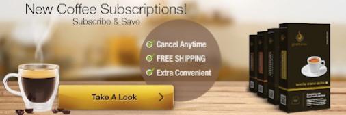 Nespresso Compatible Coffee Capsule Subscription
