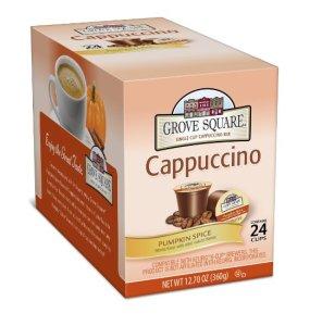 Grove Square Cappuccino, Pumpkin Spice
