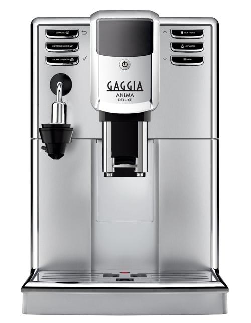 Gaggia Anima Deluxe Super Automatic Espresso Machine