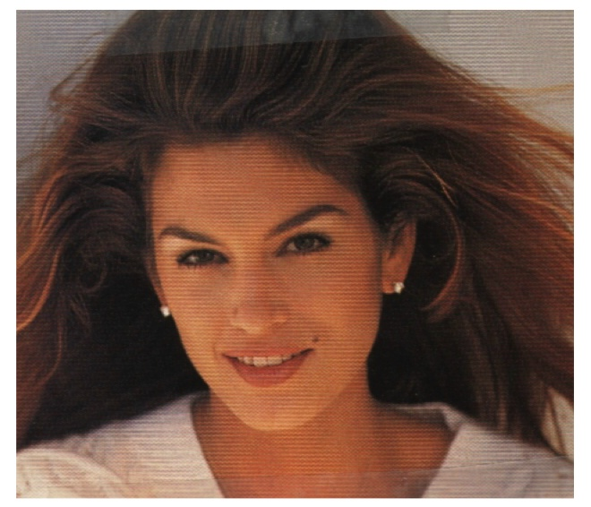 Hair Fans Hall Of Fame Cindy Crawford