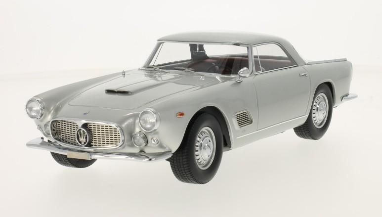 Maserati 3500 Gt Touring 1962 Silver