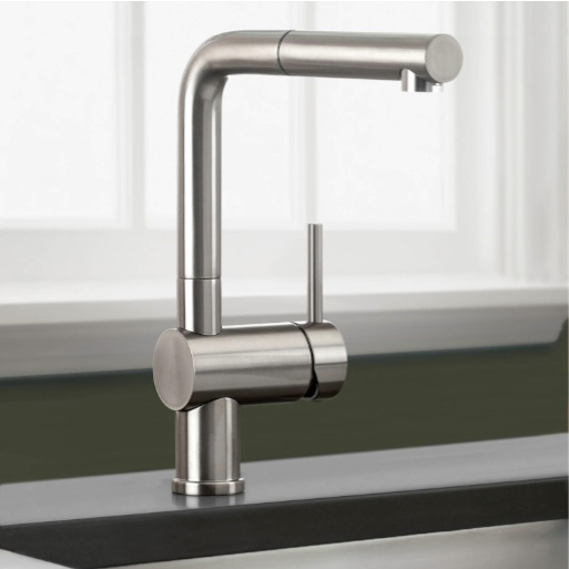 Lovely Blanco 441197 Linus Pullout Kitchen Faucet Nice Ideas