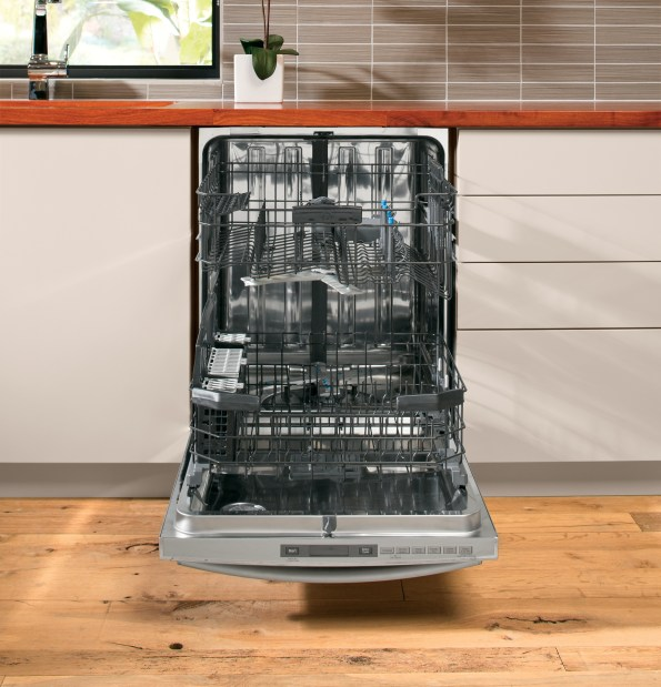 "GE PDT750SSFSS Profile 24"" Stainless Steel Fully Integrated Dishwasher_inside"