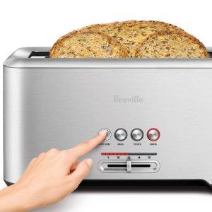 Breville BTA730XL The Bit More 4-Slice Toaster