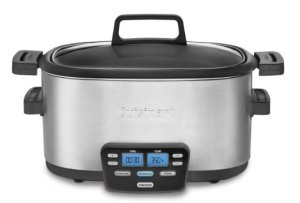 Cuisinart MSC-600 3-In-1 Cook Central 6-Quart Multi-Cooker