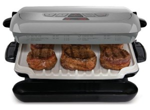 George Foreman GRP4842P 2-in-1 Evolve Grill_
