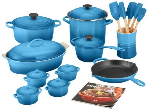 Le Creuset MM14AM24-59 24-Piece Cookware Set