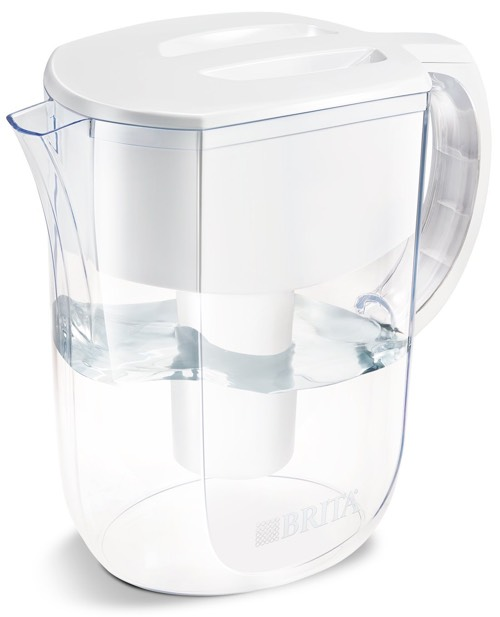 brita 10cup everyday water filter pitcher