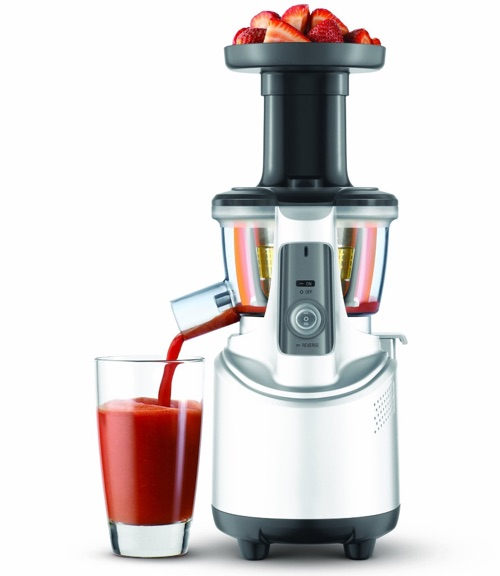 Breville BJS600XL Fountain Crush Masticating Slow Juicer