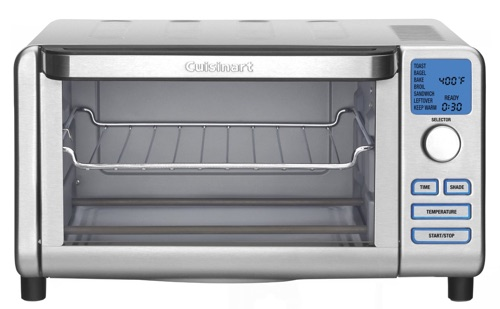 Cuisinart TOB-100 Compact Digital Toaster Oven Broiler