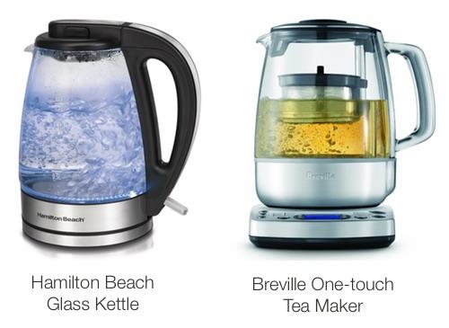 Kettle and Tea Maker
