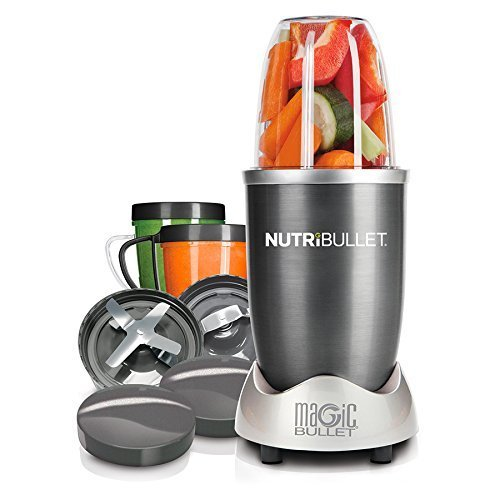 Magic Bullet NutriBullet 12-Piece High-Speed Blender_Mixer System