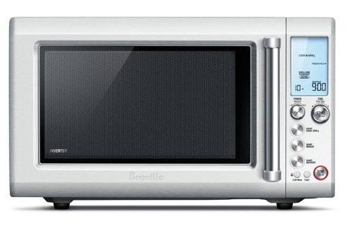 The Breville Quick Touch Crisp, BMO700BSS